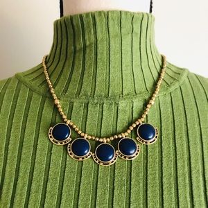 Necklace in Blue Lapis